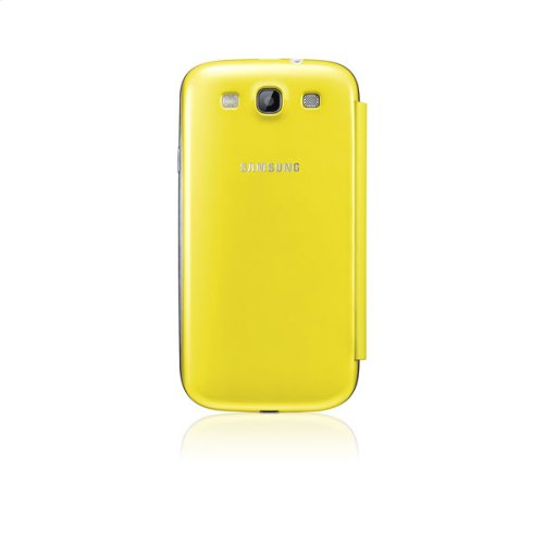 Galaxy S® III Flip Cover, Yellow