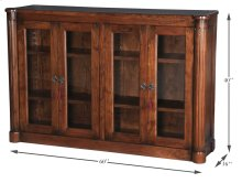 Toulouse Column Book Cabinet