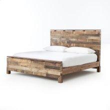 Tioga King Platform Bed
