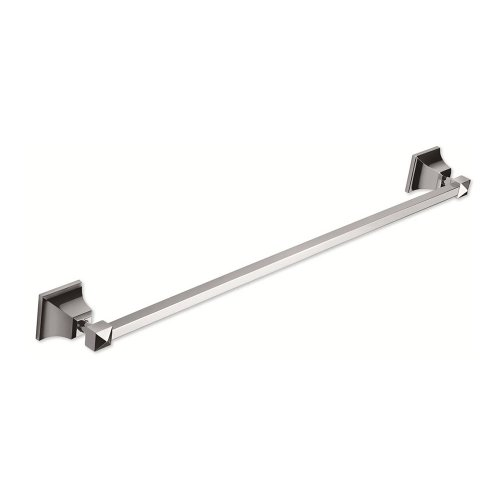 Gratitude Bath Towel Bar 18 Inch Single - Polished Chrome