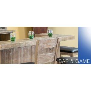"""80"""" Pinehurst Bar"""