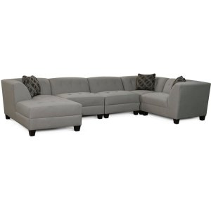 England Furniture4M00-Sect Miller Sectional