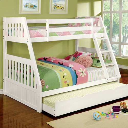 Canberra Ii Twin/full Bunk Bed