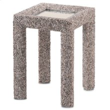 Batad Shell Accent Table