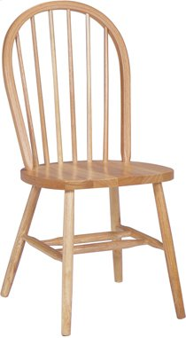 Windsor Chair Natural Product Image