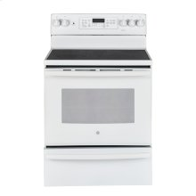 """30"""" Free Standing Electric Self Cleaning Convection Range"""