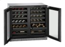 """Modular 3000 Series 36"""" Wine Captain® Model With Integrated Frame Finish and Double Doors Door Swing (115 Volts / 60 Hz) Product Image"""