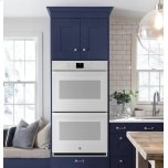 """GE ®30"""" Smart Built-In Double Wall Oven"""