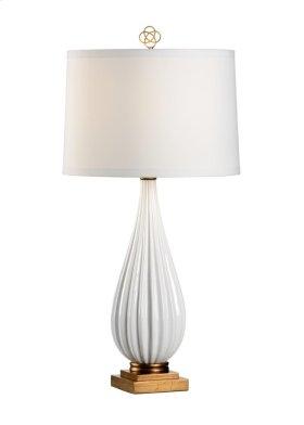 Bridget Lamp - Snow
