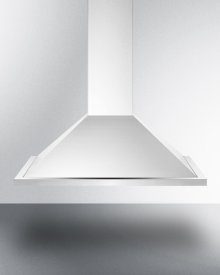 "36"" European 500 Cfm Range Hood In Stainless Steel"