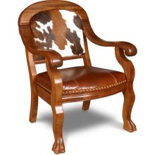Old West Parlor Chair