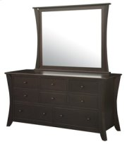 "Chandler 8 Drawer 66"" Dresser Product Image"