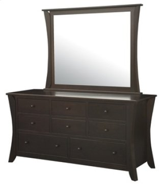 "Chandler 8 Drawer 66"" Dresser"