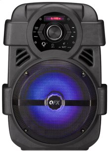 """8"""" Rechargeable Party Speaker"""