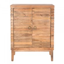 MANGO WOOD ACCENT CHEST