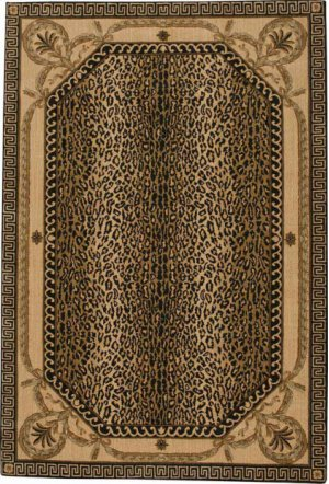 Hard To Find Sizes Grand Parterre Va03 Mtc Rectangle Rug 6' X 9'