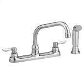 Monterrey Top Mount Kitchen Faucet - Polished Chrome