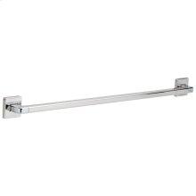 "Chrome 36"" Angular Modern Decorative ADA Grab Bar"