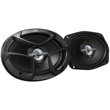 "J Series Coaxial Speakers (6"" x 9"", 3 Way, 400 Watts)"