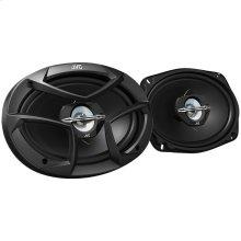 "J Series Coaxial Speakers (6"" x 9"", 3 Way, 400 Watts)"