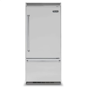"Viking36"" Bottom-Freezer Refrigerator, Right Hinge/Left Handle"