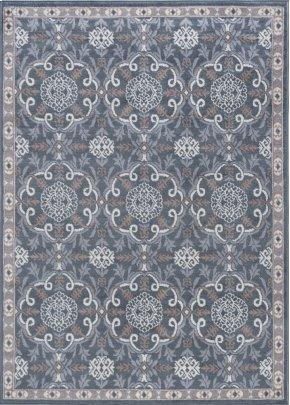 Hampton - HMP3809 Gray Rug