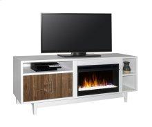 "Draper 68"" Fireplace Console"