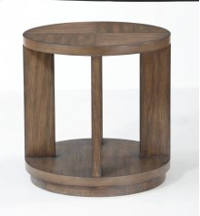 Maximus Open Lamp Table