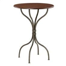 Cedarvale Iron Bar Table