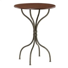 Cedarvale Iron Bar Table
