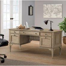 Myra - Writing Desk - Natural Finish