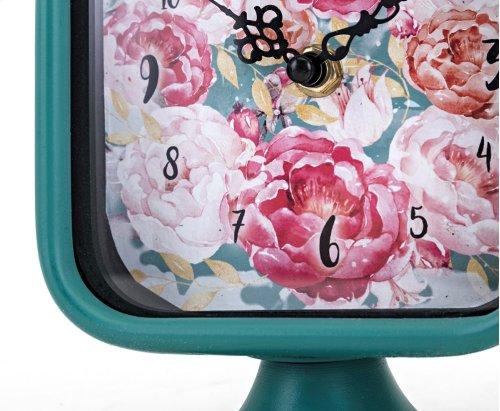 Bird Desk Clock - Ast 4