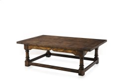 Victory Oak Cocktail Table
