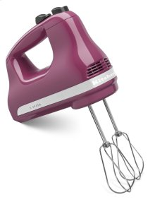 5-Speed Ultra Power Hand Mixer - Boysenberry