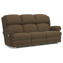 Kirkwood PowerReclineXRw Full Reclining Sofa w/ Brass Nail Head Trim