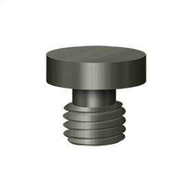 Button Tip - Antique Nickel