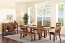 Durango Dining Table & Chairs, D900 Product Image