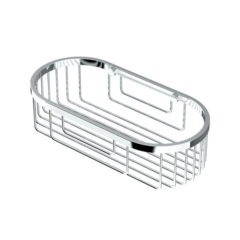1576 in Chrome by Gatco in Sioux Falls, SD - Oval Shower Basket in ...