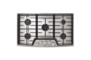 """LG STUDIO 36"""" Gas Cooktop Product Image"""