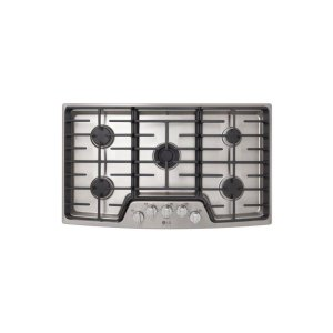 "LG AppliancesSTUDIOLG STUDIO 36"" Gas Cooktop"