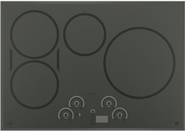 """GE Cafe 30"""" Electric Cooktop with Induction Elements"""
