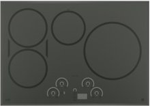 "GE Cafe 30"" Electric Cooktop with Induction Elements"