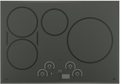 """GE Cafe 30"""" Electric Cooktop with Induction Elements Product Image"""