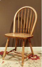 "#185 Bowback Chair 17""wx17""dx36""h Product Image"