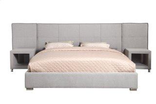 Cazelle Queen Bedframe W/ Storage