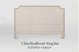 Clara King Headboard