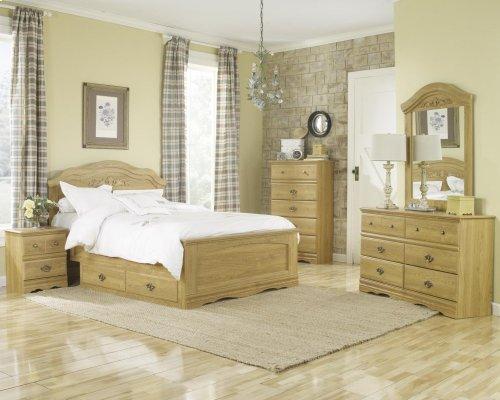 HB10 Panel Bed - Queen