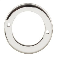 Tableau Round Base 1 13/16 Inch - Polished Nickel