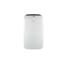 70 pint - 2-speed dehumidifier with pump