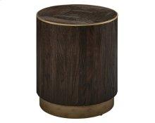 Mocha Lamp Table